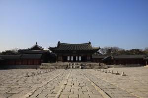 Myeongjeongjeon Area of Changgyeonggung Palace