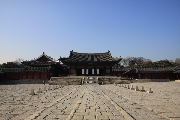 Myeongjeongjeon Area of Changgyeonggung Palace