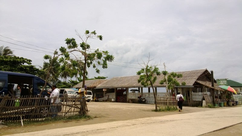 Parking-Tabon-Port
