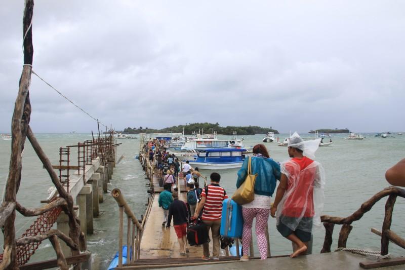 Pier-Tabon-Port