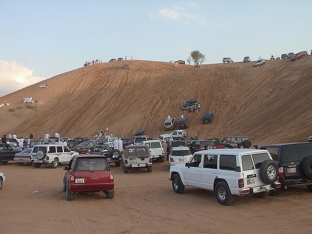 Sand Dune Adventure in Awafi, Ras al-Khaimah, UAE