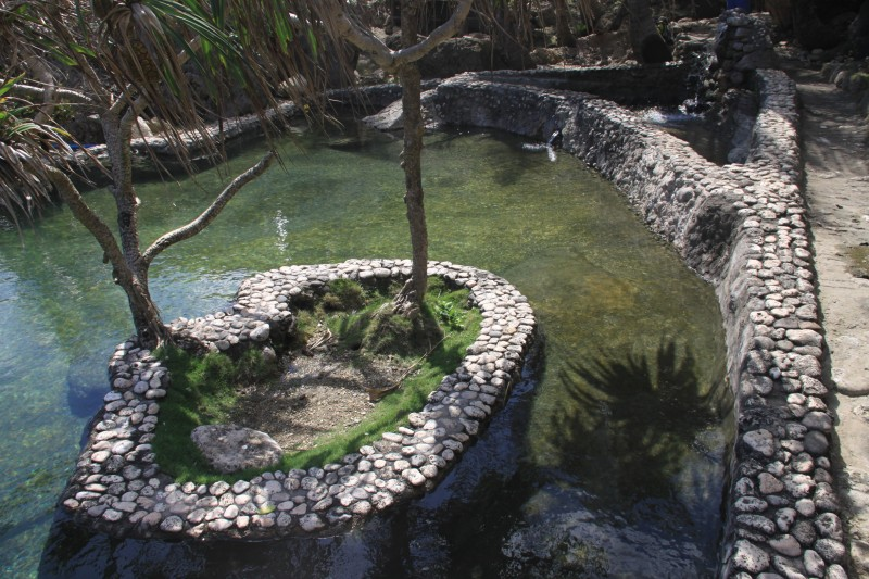 Rakuh-a-idi Spring (Fountain of Youth)