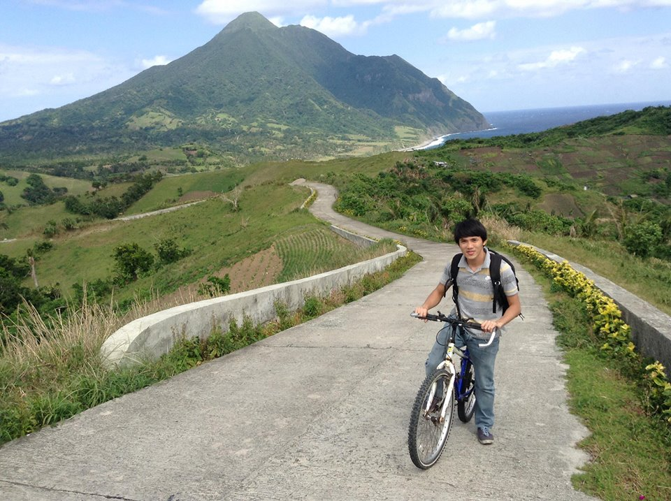 Batanes on a budget. This blogger bijing in Tukon Hills, Basco