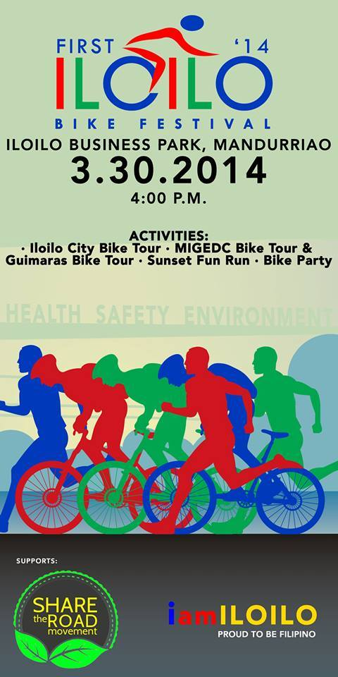 First Iloilo Bike Festival