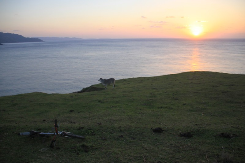 Sunset in Batanes