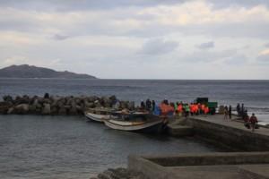 Port of Ivana in Batanes