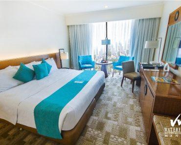 Manila Pavillion Hotel staycation